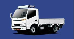 ■TUFREQ ルーフキャリア トヨエース Y2系用/Kシリーズ