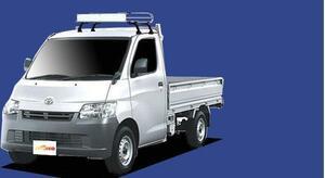 ★TUFREQ ルーフキャリア ライトエーストラック S402U用/Cシリーズ
