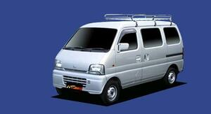 ★TUFREQ ルーフキャリア エブリィDA52V/DA62V他 標準ルーフ用/Lシリーズ ミドル