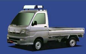★TUFREQ ルーフキャリア ハイゼットトラック S200P/S210P用/Kシリーズ