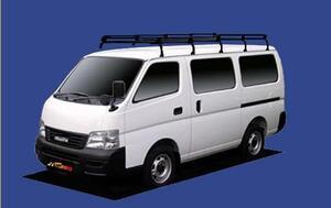 ■TUFREQ ルーフキャリア コモ E25 標準ルーフ用/Pシリーズ 超ロング