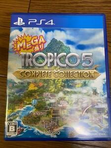 トロピコ5 MEGA盛り コンプリートコレクション PS4 PS4ソフト