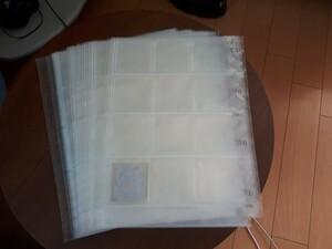 コレクションシート ビックリマンシール他シール保管用 34シート(おまけ付き)