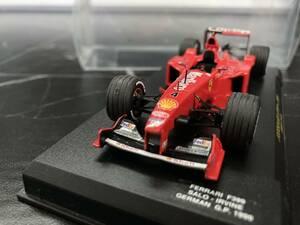 1/43 タメオ ハンドメイド完成品 フェラーリ F399 1999年 ドイツGP 検索用 TAMEO KIT BBR スパーク ミニチャンプス ホットウィール