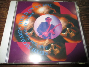 keith richards / time is on my side (2CD送料込み!!)