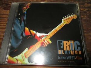 eric clapton / in the west film (2DVD送料込み!!)