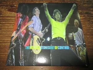 rolling stones / out of control (UK RARE radio edit収録送料込み!!)