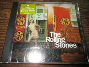 rolling stones / saint of me (US盤anyway you look at it収録未開封送料込み!!)
