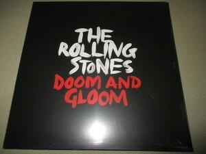 rolling stones / doom and gloom (EU盤未開封送料込み!!)