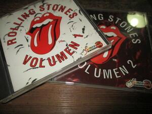 rolling stones / coca cola presenta (mexico2枚セット送料込み!!)