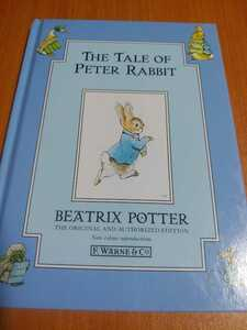 THE TALE OF PETER RABBIT/BEATRIX POTTER 絵本 洋書