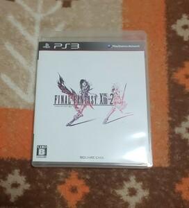 ファイナルファンタジーXIII-2 PS3ソフト