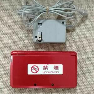 Nintendo 3DS 本体と充電器とイナズマイレブンソフト