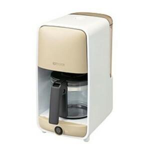タイガー魔法瓶 コーヒーメーカー ADC-B060WG グレージュホワイト 6杯