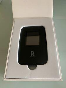 楽天モバイル ポケットWi-Fi(Rakuten WiFi Pocket R310)ブラック