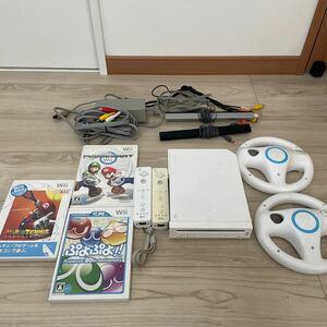 Wii 本体ソフトセット ジャンク