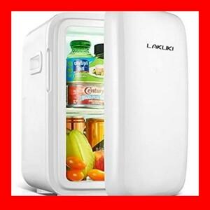 小型冷蔵庫 ミニ冷蔵庫 冷温庫 10L 保冷 保温 家庭 車載両用 ポータブル コンパクト