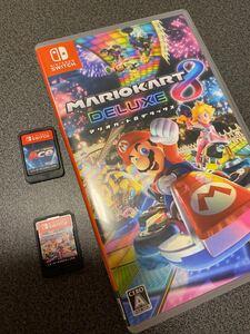 ニンテンドースイッチ マリオカート8デラックス マリオテニスエース  任天堂 Switchソフト