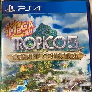 【PS4】MEGA盛り トロピコ5コンプリートコレクション - PS4ソフト