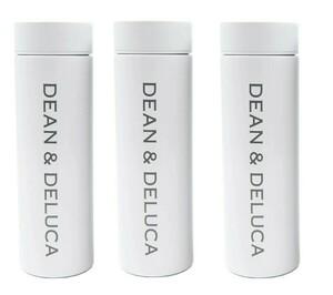 ディーンアンドデルーカ DEAN & DELUCA ステンレスボトル 3個セット ホワイト チャコールグレー自由組み合わせ