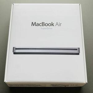 【動作確認済み】MacBook Air SuperDrive スーパードライブ Apple USB アップル DVDドライブ APPLE MC684ZM/A 2010年製