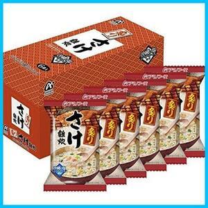 【最安×即決】21.8g×6個 炙りさけ雑炊 アマノフーズ Q7-U5