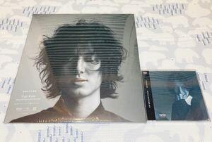 即決 新品未開封 藤井風 HELP EVER HURT NEVER アナログ LP レコード 数量限定生産盤2枚組 アンコールプレス+シングル アートコレクション