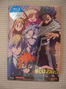 ☆BD 僕のヒーローアカデミア 5th 第2巻 初回生産限定版 美品☆