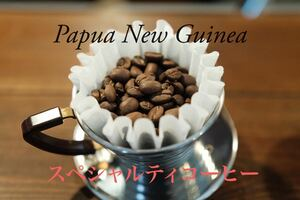コーヒー豆 パプアニューギニア ハイランドスウィート お試し付き Rabbit village