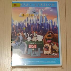 Blu-ray ペット
