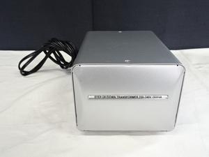 9M214◆カシムラ TTS-20C 変圧器 220-240V/1500VA アップダウントランス 動作OK◆中古