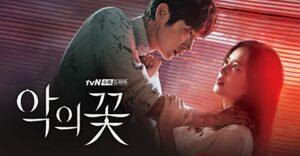 韓国ドラマ 「悪の花」 DVD版 4枚セット 全話収録