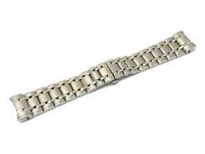 [美品] 【ZENITH】ゼニス 時計用 純正ブレス [クロノマスター] ラグ幅22mm-18mm ブレス長さ15.5cm 番号BA081 中古美品