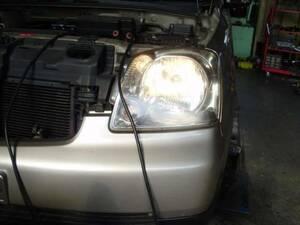 ディオン 左 ヘッド ランプ ライト CR9W 100-874