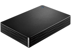 アウトレット品・送料無料 IO-DATA USB3.0対応 外付け ポータブルハードディスク 2TB HDPH-UT2DK