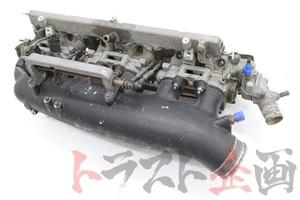2100052309 サージタンク&6連スロットル スカイライン GT-R V-spec BCNR33 前期 トラスト企画 U