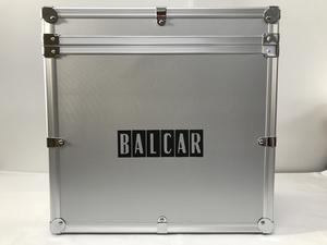 中古■BALCAR バルカー ジュラルミンケース ストロボ等カメラ機材用(幅:42cm 奥行:22.5cm 高さ:42cm)★即決即納★送料無料
