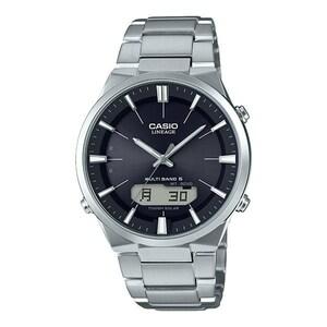 【メーカー保証付】【国産正規品】CASIO カシオ リニエージ ソーラー電波 メンズウォッチ 電波ソーラー メンズ腕時計 LCW-M510D-1AJF