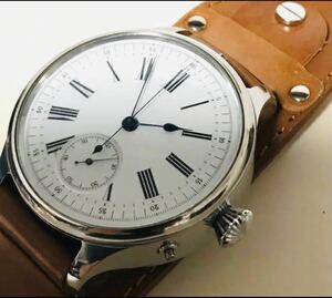 貴重!クォーターリピーター 1900年 懐中時計をリメーク 希少なカスタム時計