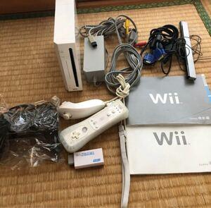 任天堂Wii Wii 任天堂 ニンテンドー Nintendo ニンテンドーWii RVL-001