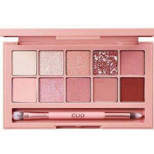 新品 クリオ CLIO アイシャドウパレット 01 シンプリーピンク ピンク アイシャドウ アイパレット