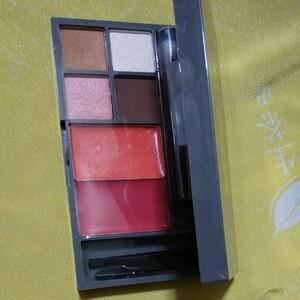 メイクパレット xgirl 口紅 アイシャドウ グロス メイク用品 鏡 パレット コスメ 化粧品 新品 メイクパレット
