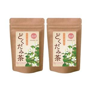 国産 どくだみ茶 3g×30包ママセレクト ノンカフェイン 送料込み2袋セット