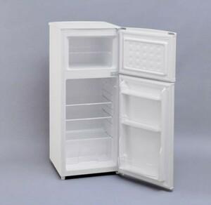 新品未使用 アイリスオーヤマ2ドアコンパクト冷蔵庫ホワイト即発送 価格相談可