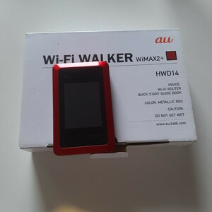 WiMAX2 モバイルルーター 中古良品