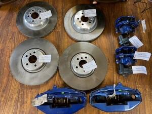 ブレーキキットセット BMW X6 M (G06) , BMW X5M (G05) 21-10596:LE39323×2 21-10608:LE39301×2
