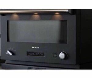 バルミューダ BALMUDA The Range ブラック K04A-BK レンジ オーブン