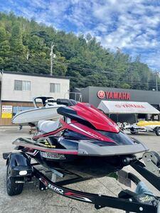 YAMAHA ヤマハ 4スト マリンジェット 水上バイク ジェットスキー 船体のみ VX デラックス 低燃費