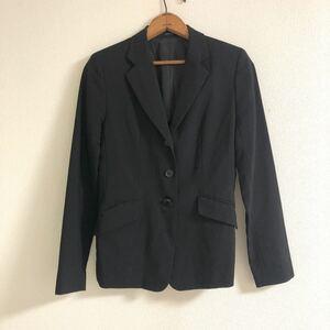 コムサイズム テーラードジャケット スーツジャケット 黒 ブラック