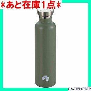 あと在庫1点 キャプテンスタッグ CAPTAIN STAG スポーツ スボトル 空断熱 保温 保冷 HDボトル 1000ml 24